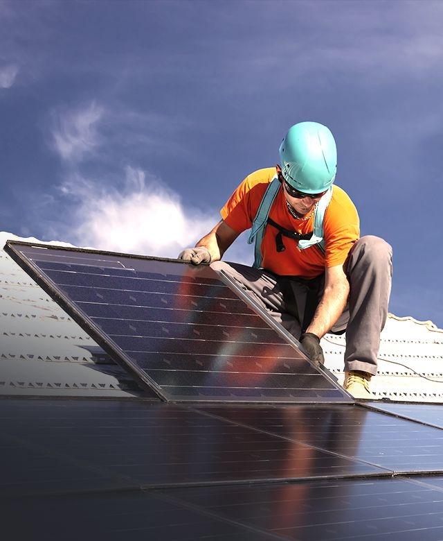 Intall Solar Panel