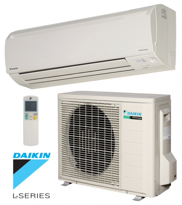 Daikin Reverse Cycle (Heating or Cooling) Air Conditioner